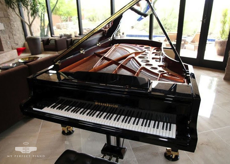 My Perfect Piano Founded By Louis Spencer Smith 2001
