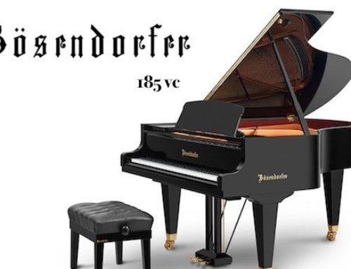 "Bösendorfer 185 VC ""Vienna Concert"" Grand Piano 6'1″ / 185 cm"