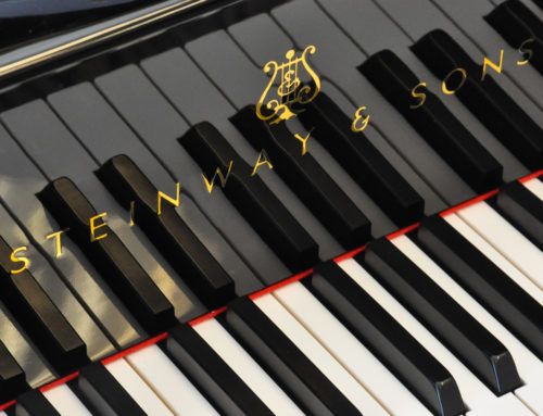 new in 2014 STEINWAY & SONS Model M Baby Grand Piano