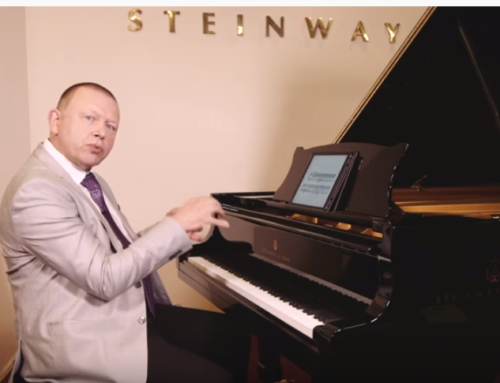 Graham Fitch teaches masterful piano technique – PIANIST MAGAZINE – Steinway Hall, London