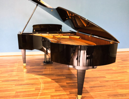 new in 1999 BOSENDORFER Model 225 Semi Concert Grand Piano