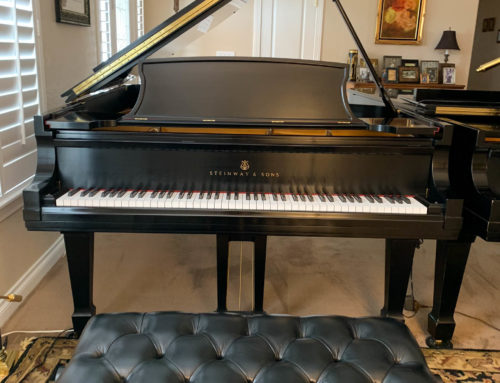 new in 2006, STEINWAY & SONS Model B grand piano