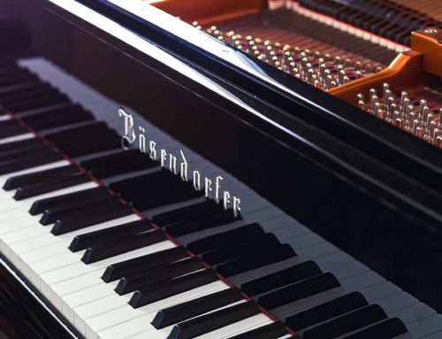 in St. Louis, Missouri, new in 2013 BOSENDORFER 185 Grand Piano