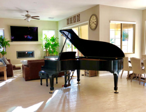 New in 1998 STEINWAY & SONS Model B Grand Piano
