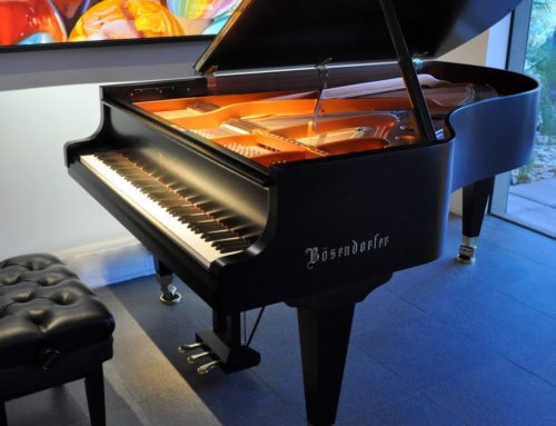 in Los Angeles area, new in 2004 Bosendorfer 214 CS Conservatory Grand Piano