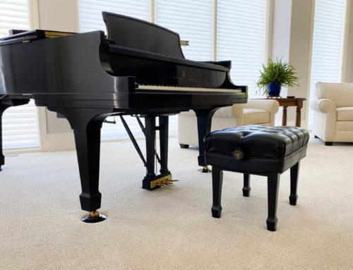In Salt Lake City, Utah – 2002 STEINWAY & SONS Model B Grand Piano