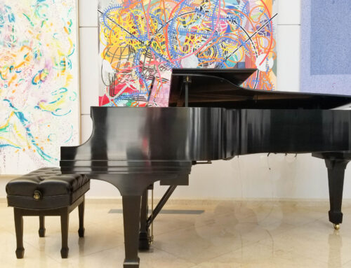 in Beverly Hills, CA – 1998 one-owner STEINWAY Model B Grand Piano