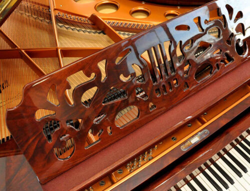 Immaculate, new in 2007 BOSENDORFER Model 200 / 6'7″ STRAUSS Grand Piano