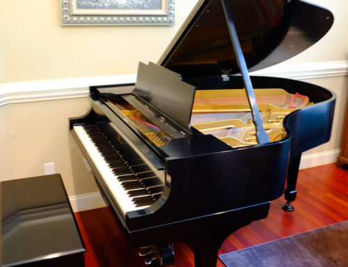 in North Carolina – lovely STEINWAY Model M Baby Grand – priced to sell swiftly
