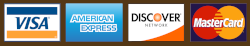 My Perfect Piano accepts Visa MasterCard Discover American Express