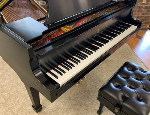 new in 2013 – STEINWAY & SONS Model O Grand Piano