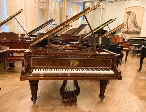 """rare BOSENDORFER """"CHOPIN"""" Model 200 / 6'7″ Artcase Grand Piano"""